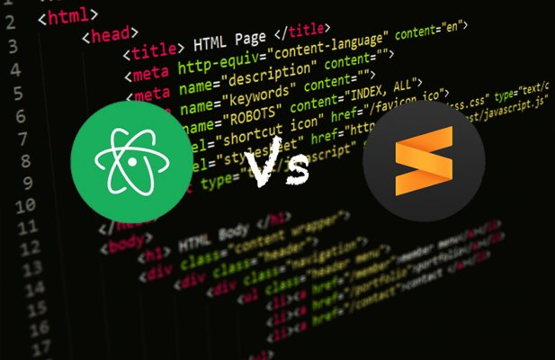 Atom Vs Sublime - Jesus Roquez - Web Dev. SEO and Apps