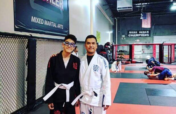 J Roquez and Gael Roquez - Mohler MMA