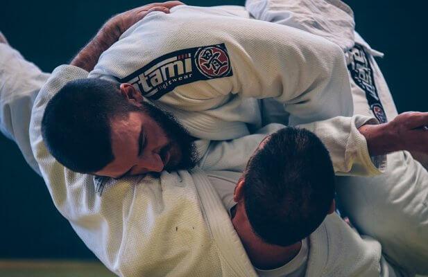 Tip to improve in Brazilian jiu-jitsu