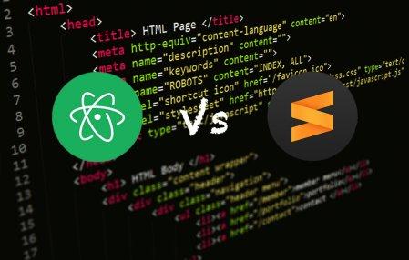 Atom Vs Sublime - Jesus Roquez - Web Dev. SEO and Apps